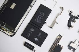 Pin điện thoại iPhone X