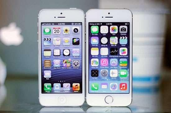 Màn hình iPhone 5